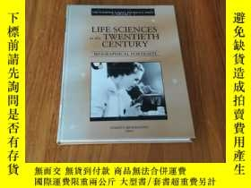 二手書博民逛書店LIFE罕見SCIENCES IN THE TWENTIETH