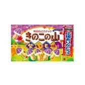 明治香菇造型餅乾-紫薯口味66g【愛買】