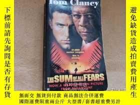 二手書博民逛書店萬葉堂英文原版罕見The Sum of All FearsY25771 Tom Clancy