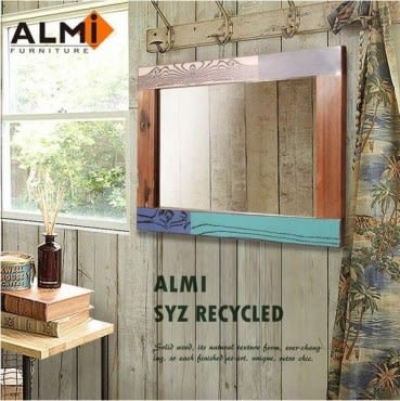 ALMI SYZ RECYCLED-MIRROR 70x100 壁鏡