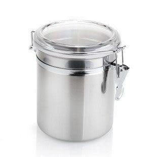 一磅不鏽鋼密封罐