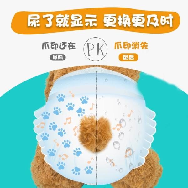 10片 狗狗生理褲紙尿褲寵物經期衛生褲尿不濕月經姨媽巾【匯美優品】