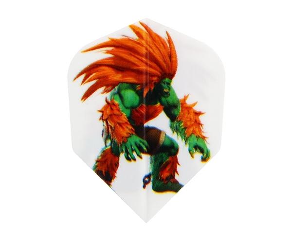 【S4 x Street Fighter V】布蘭卡 -BLANKA- 鏢翼 DARTS