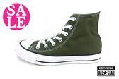 All STAR★Converse帆布鞋 基本款高筒帆布鞋 零碼出清 G9868#綠◆OSOME奧森童鞋