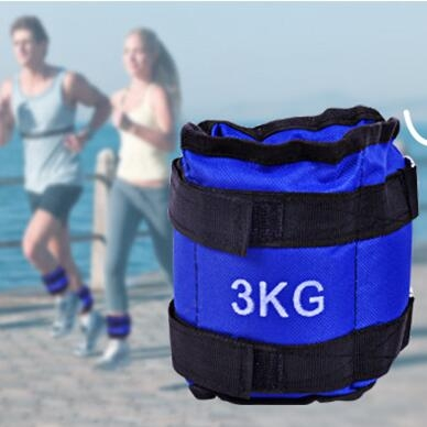 沙袋綁腿跑步負重男女兒童跳舞學生體育中考專用訓練KG公斤