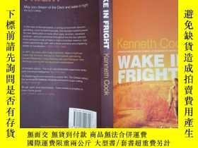 二手書博民逛書店Wake罕見In Fright(詳見圖)Y6583 Kennet