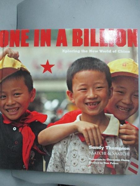 【書寶二手書T8/歷史_ZIJ】One in a Billion: Xploring the New World of