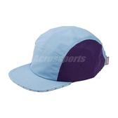 Asics 帽子 AHQ AT 5 Panel Cap 藍 紫 男女款 露營帽 五分割帽 【PUMP306】 3193A085400
