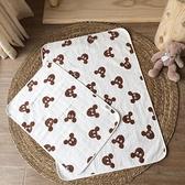 新生兒隔尿墊嬰兒用品防水可洗大號月經姨媽床墊超大表純棉隔夜韓 安妮塔小舖