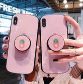 文藝清新個性創意iphone 11保護套 全包防摔蘋果11pro Max手機殼  日韓簡約IPhone 11pro手機套