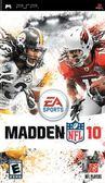 PSP Madden NFL 10 勁爆美式足球10(美版代購)