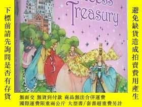 二手書博民逛書店Princess罕見Treasury (精裝大開本原版外文書)Y