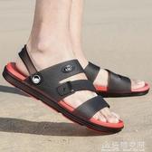 涼鞋 2019夏季新款男士拖鞋男一字拖男涼拖鞋時尚外穿沙灘鞋防滑潮