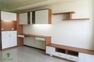 系統家具/台中系統家具/台中系統櫥櫃工廠/台中室內裝潢公司/收納櫃/電視櫃_SM-C004