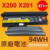 9芯 聯想 LENOVO X200 X201 原廠電池 42T4834 42T4835 43R9254 FRU 42T4536 42T4538 42T4649 ThinkPad X200 X200S X201 X201I