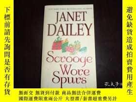 二手書博民逛書店JANET罕見DAILEY SPURS,Janet Dailey
