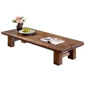 茶几-榻榻米茶桌地台桌茶几小矮桌炕桌實木定制仿古禪意日式簡約木質桌 快速