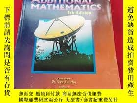 二手書博民逛書店ADDITIONAL罕見MATHEMATICSY185543 ADDITIONAL MATHEMATICS A