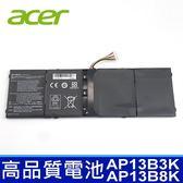 ACER 6芯 AP13B8K 日系電芯 電池 AP13B3K Acer Aspire ES1-511 ES1-512 M5–583 M5-583P R7-571G R7-572 R7-572G V5-452 V5-452G