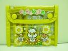 【震撼精品百貨】CorocoroKuririn 可樂鈴天竺鼠~短皮夾『格子』