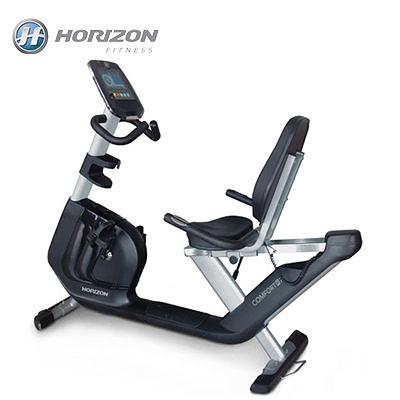 JOHNSON喬山 - HORIZON Comfort R7-02 斜臥式健身車《新品上市》