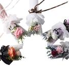 單支玫瑰包裝紙包花紙