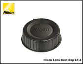 ★相機王★配件Nikon LF-4 原廠鏡頭後蓋 / 鏡頭底蓋〔新型 LF4〕