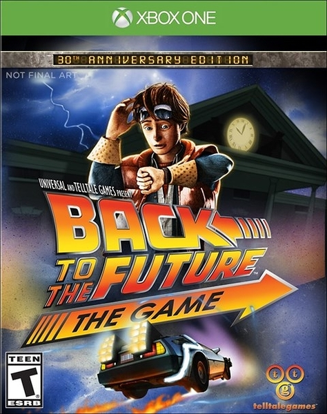 X1 Back to the Future: The Game - 30th Anniversary 回到未來:30 週年紀念版(美版代購)