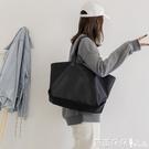 夏季正韓時尚單肩b包包女大容量簡約托特手提包百搭-Ballet朵朵