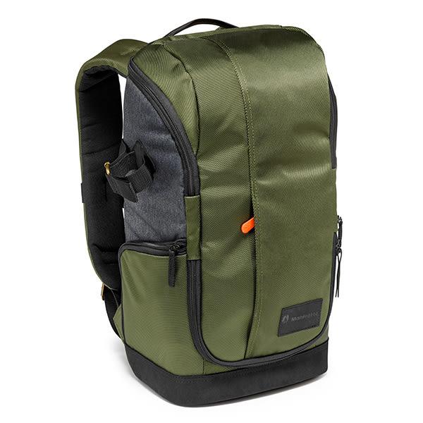 曼富圖 MB MS-BP-GR Manfrotto STREET 街頭玩家系列微單眼雙肩後背包Street Backpack-CSC