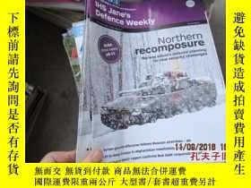 二手書博民逛書店his罕見jane s defence weekly 2015
