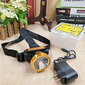 超輕強光可充電式超亮頭戴式手電筒迷你鋰電池小頭燈礦燈戶外電燈