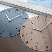 mandelda鐘錶掛鐘客廳創意時鐘家用簡約現代時尚個性臥室靜音掛錶 歐韓時代