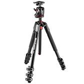 ◎相機專家◎優惠促銷 Manfrotto MK190XPRO4-BHQ2 套組 MHXPRO-BHQ2 送袋子 公司貨