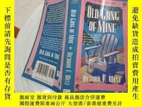二手書博民逛書店OLD罕見GANG OF MINE(外文原版)Y9128 外文