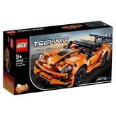 樂高積木 LEGO《 LT42093 》科技 Technic 系列 - Chevrolet Corvette ZR1╭★ JOYBUS玩具百貨