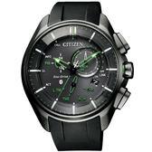 【公司貨保固】CITIZEN 飆風悍將鈦金屬光動能藍牙手機連線腕錶 BZ1045-05E 熱賣中!