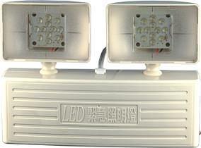 LED緊急照明燈型攝影機