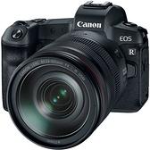 CANON EOS R+RF24-105mm F4L單鏡組 公司貨 晶豪野