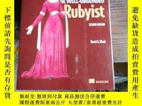 二手書博民逛書店THE罕見WELL-GROUNDED RubyistY24630