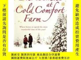 二手書博民逛書店Christmas罕見at Cold Comfort FarmY428012 Stella Gibbons