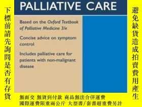二手書博民逛書店Oxford罕見Handbook Of Palliative CareY364682 Watson, Max