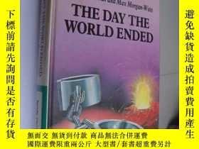 二手書博民逛書店The罕見day the world ended (Comple