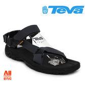 【Teva】男款 HURRICANE XLT 織帶機能運動涼鞋 - 深灰色 (4156DKSW)【全方位運動戶外館】