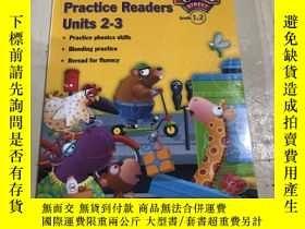二手書博民逛書店Decodable Practice罕見Readers Unit