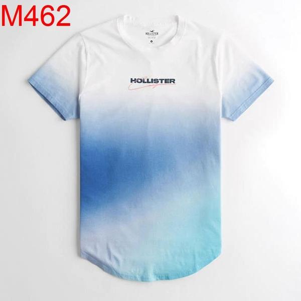 HCO Hollister Co. 男 當季最新現貨 短袖T恤 Hco M462