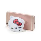 【震撼精品百貨】Hello Kitty 凱蒂貓~HELLO KITTY大臉造型手機吸盤立架玩偶