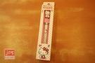 Hello Kitty 凱蒂貓 玩偶按壓自動中性筆 0.5藍芯 粉點點 949422