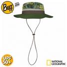 【BUFF 西班牙 國家地理頻道 可收納圓盤帽《綠色秘林》】125380/遮陽帽/防曬帽/休閒帽
