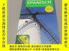 二手書博民逛書店PONS罕見Reise-Sprachführer Spanisc